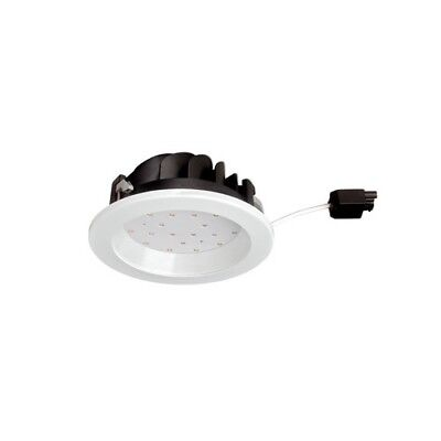 Robus Universal Commercial LED Downlight 24w 4000k 1400lm & Driver RUNILED24-01