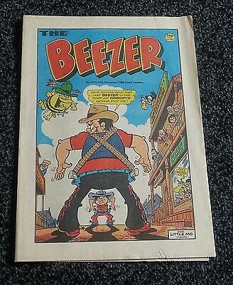 Beezer Comic - issue 1713