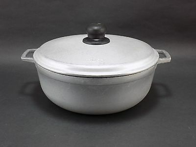 Imusa Aluminum 4qt Quart Stock Pot