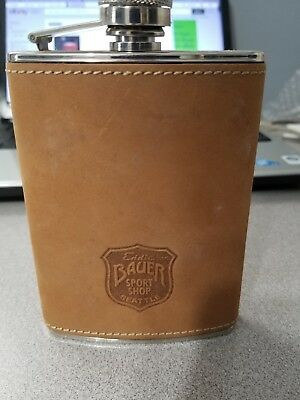 Eddie Bauer Sport Shop Seattle Flask