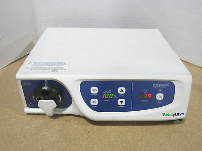 Welch Allyn ProXenon 350 Surgical Illuminator Light Source 90200 w/ 79 Lamp HRS