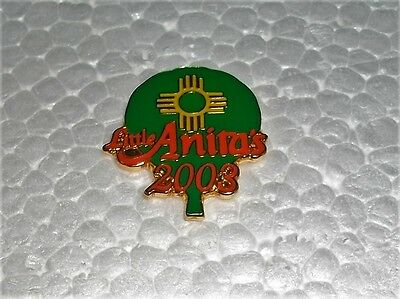 Little Anitas 2003 Balloon Pin