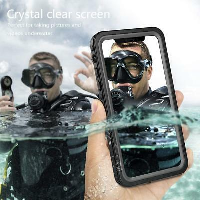 Underwater Shockproof Dirtproof Waterproof Case Cover For Iphone X Xr Xs Max