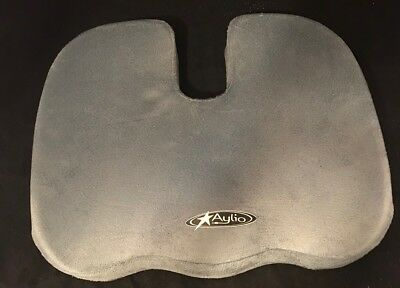 Aylio Coccyx Seat Cushion Back Support Tailbone and Sciatica Pain Relief