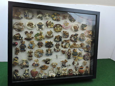 Boyd's Bears Resin Pin Collection