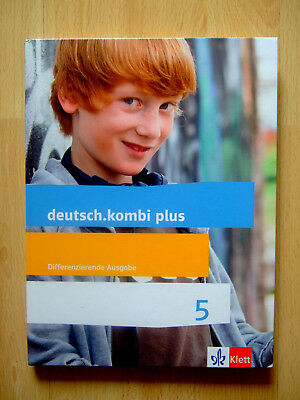 Deutsch.kombi plus 5. Differenzierende  Ausgabe  Klett