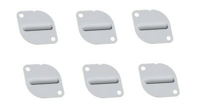 ( 6 Pack ) 3390719 Thermal Fuse for Whirlpool, Kenmore Dryer