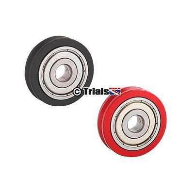 Jitsie Domino Throttle Cable Pulley Bearing - Smooth Action Accessory