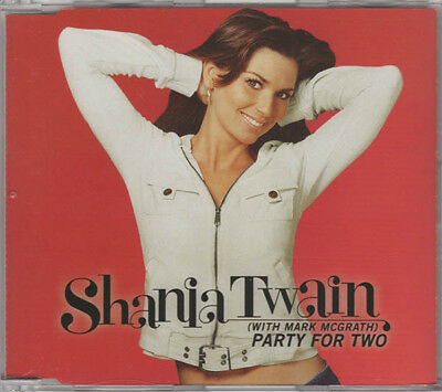 Shania Twain - Party For Two (CD)