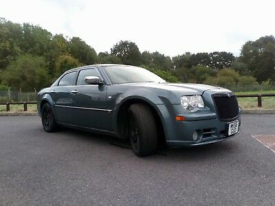 2006 Chrysler 300c CRD saloon with Startech front bumper
