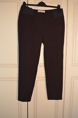 dorothy perkins maternity trousers  size 10