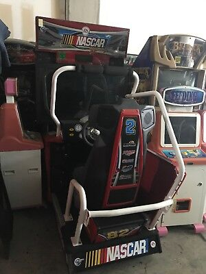 """Global VR Nascar Deluxe Team Racing Motion 55"""" LCD"""