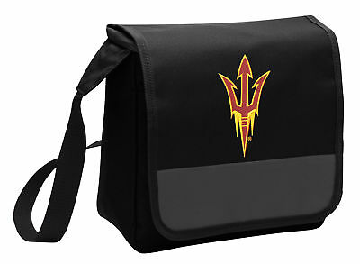 e2ac595adc Arizona State Lunch Bag Cooler ASU Sun Devils Lunch Tote Bag with SHOULDER  STRAP