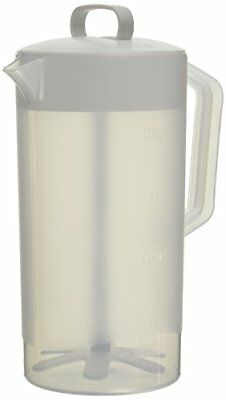 Rubbermaid Plastic Mixing Pitcher, 2.25-Quart Pack of 3