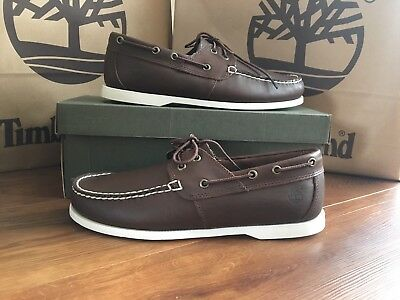 Brand New Timberland Boat Shoes Size 9