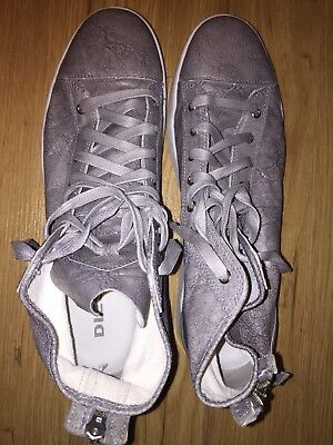 Mens Diesel High Top Trainers Size 11