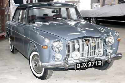 1965 Rover P5 3 litre Automatic - Needs Some Attention.