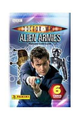Doctor Who Alien Armies 6 Pack Set New Sealed