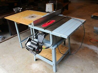 Delta Contractors 10 Inch Table Saw With Unifence