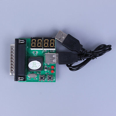 PC&laptop diagnostic analyzer 4 digit card motherboard post tester US