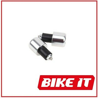 CONTREPOIDS DU GUIDON ALUMINIUM anodisé CNC ORO 17mm BIKE IT PROMO