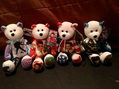 Elvis Presley Beanie Baby TY Gallery Collection 6c16546ac96