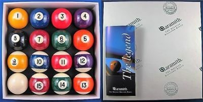 """REPLACEMENT INDIVIDUAL ARAMITH STANDARD 2"""" KELLY BALL - Pool Snooker Billiards"""