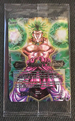 Broly, Legend's Dawning P-068 PR SEALED Dragon Ball Super TCG NEAR MINT