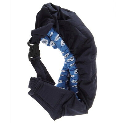 Newborn Baby Infant Toddler Cradle Pouch Ring Sling Carrier Kid Wrap Bag SN