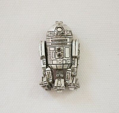 Vintage '77 R2D2 figurine/pendant NO BALE moving legs 20th Century Fox Star Wars