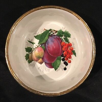 Dartmouth Potteries England Fruit/Jam/Dried Fruit Dish Bowl