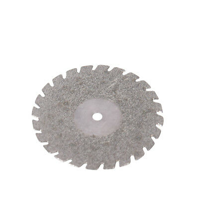 Dental Diamond Disc Wheel For Porcelain Teeth Cutting Polishing C04 220*0.15mm