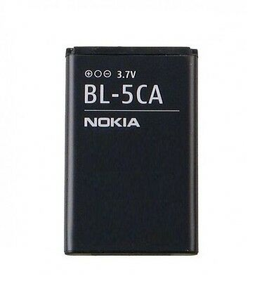 NEW NOKIA BATTERY BL-5CA 700mAh FOR NOKIA PHONES With WARRANTY