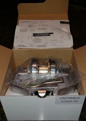 Lever Lock - Grade 2 Commercial-Entrance Function, IDC-ALP30LRUS26D, NEW IN BOX