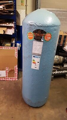 Teflord 1500mm x 450mm direct hot water copper cylinder unused never been fitted