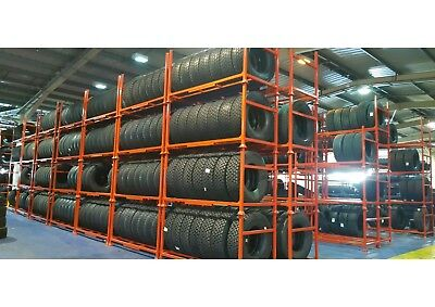 tyre racks, tyre stillages, tyre frames, fabricaters, storage racking