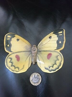Beswick Butterfly Clouded Yellow 1490