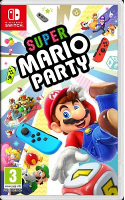 Super Mario Party | Switch | NEU & OVP | Blitzversand