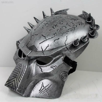 39F2 Gesicht  Alien Gegen Predator Warrior Maske Halloween Cosplay Party Kostüm