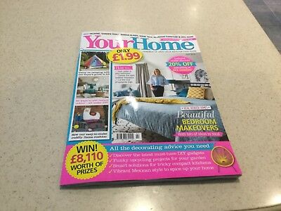 Your Home magazine JULY 2018