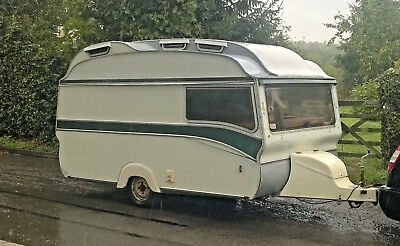 SAFARI VINTAGE CARAVAN RETRO PRIJECT sares or repair