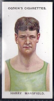 Ogdens-Boxers Boxing-#40- Harry Mansfield