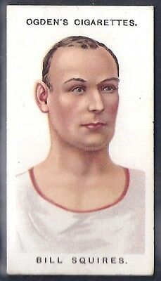 Ogdens-Pugilists & Wrestlers (2Nd Series)-#68- Boxing - Bill Squires