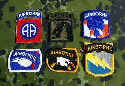 US Military Patches / Ecussons militaires US (#2)