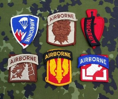US Military Patches / Ecussons militaires US (#4)