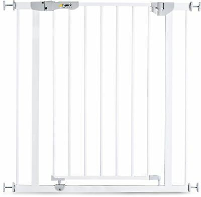 Hauck AUTOCLOSE N STOP WHITE Baby/Child Safety BNIP
