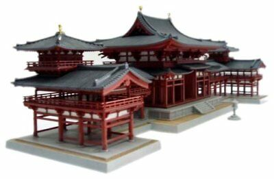 1/150 Uji Byodoin Phoenix Temple renovated 2005 Fujimi model fro JAPAN
