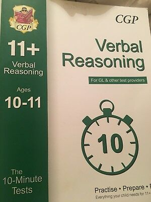 CGP Verbal Reasoning