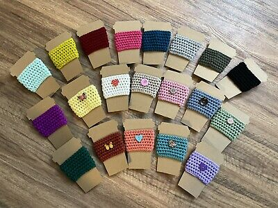 💫Coffee Cup Cover / Sleeve / Cozy (Buy 1 Get 1 Free)💫 (great Teacher's Gift)
