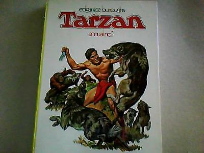 TARZAN ANNUAL 1972 - unclipped in wonderful, bright, clean condition!